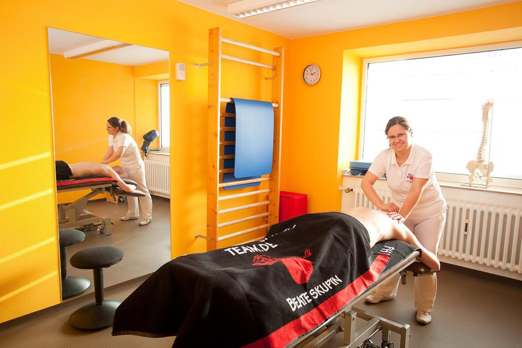 Physiotherapie Beate Skupin in Düsseldorf-Unterbilk