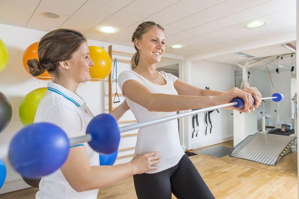 Physiotherapie Düsseldorf-Stadtzentrum & Massage und